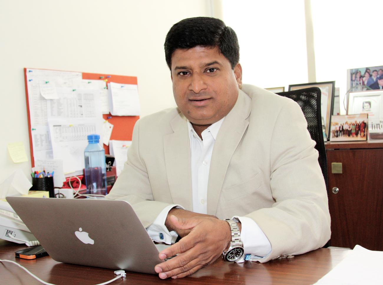 Santosh Nair | FOUNDER AND MANAGING DIRECTOR | Miklens Bio